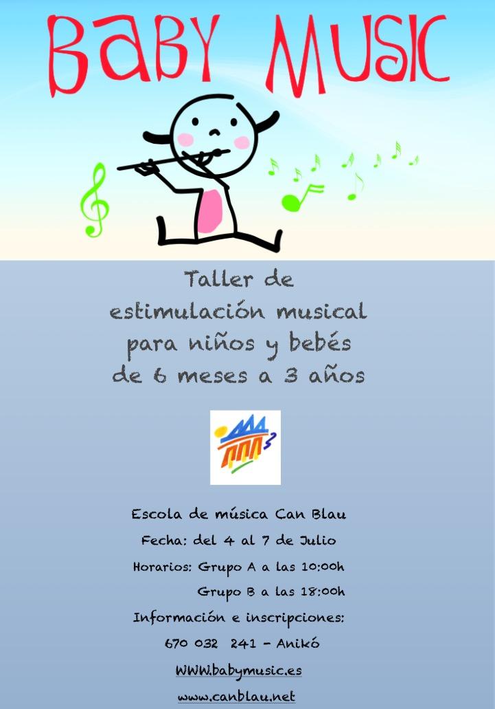 Taller estimulaci n musical para ni os y bebes de 6 meses for Sillas para ninos de 3 a 6 anos