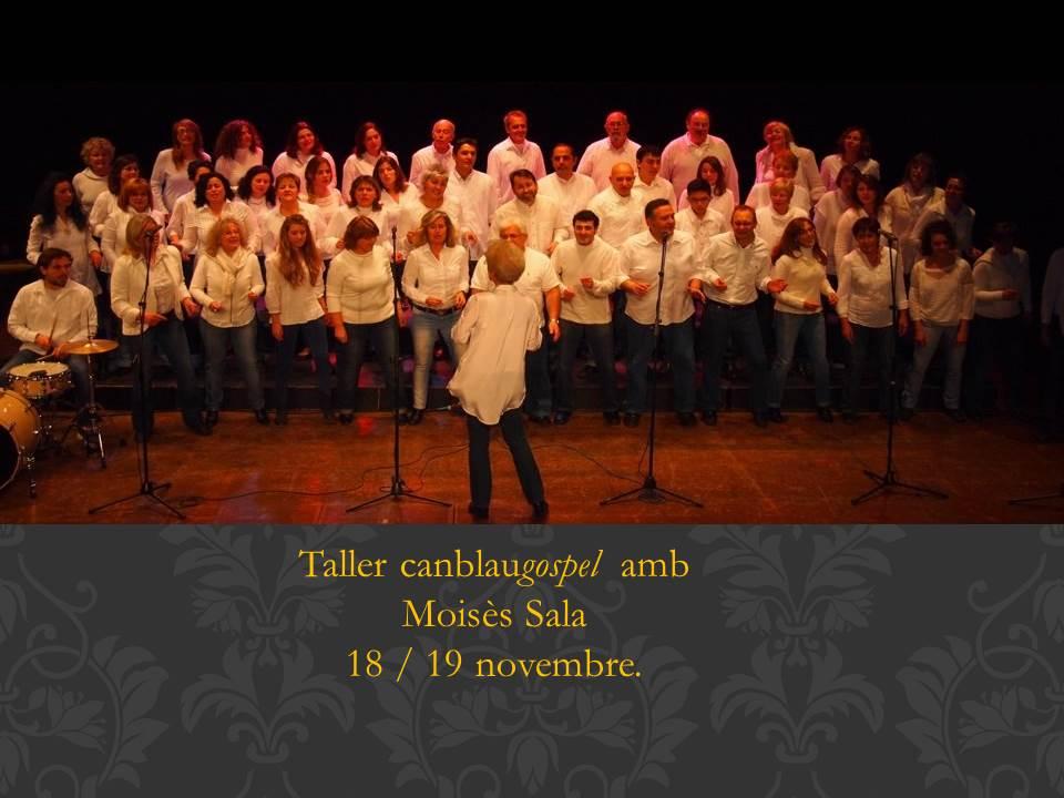Taller gospel