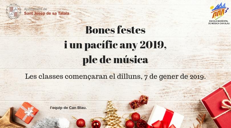 Bones festesi un pacífic any 2019, ple de música (2)